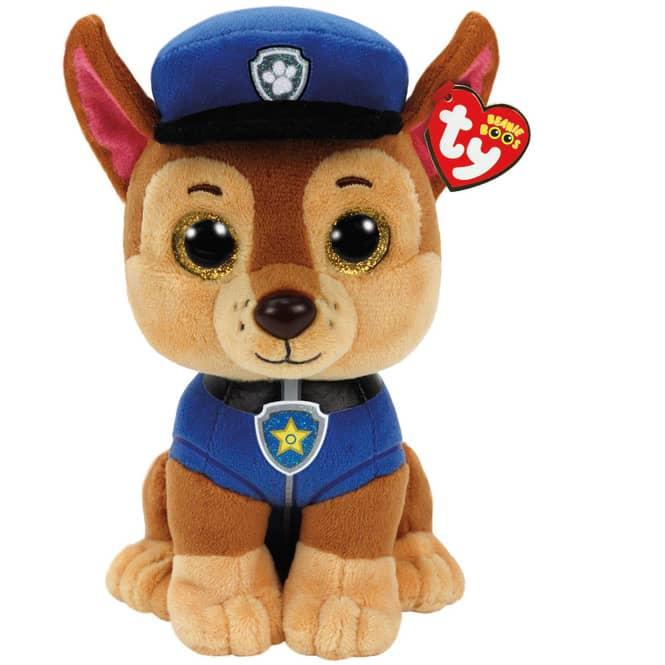 Paw Patrol - Beanie Boo - Plüschtier Chase - ca. 24 cm