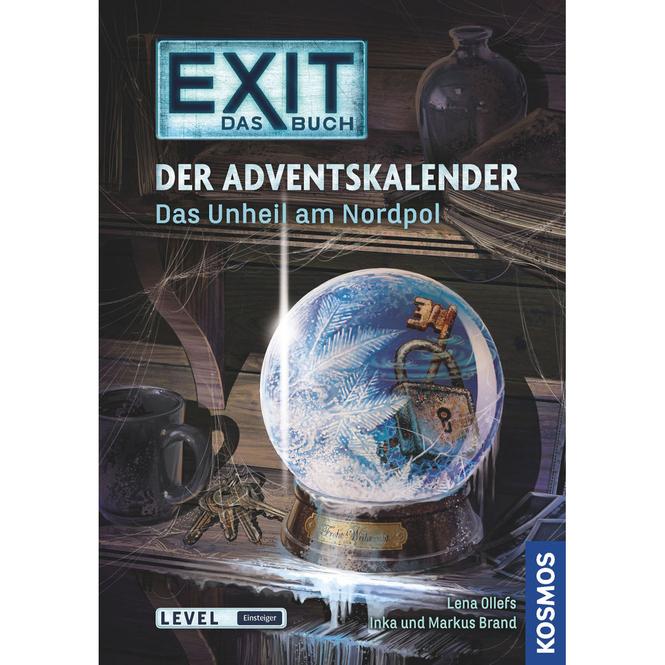 Exit - Das Buch - Der Adventskalender - Das Unheil am Nordpol