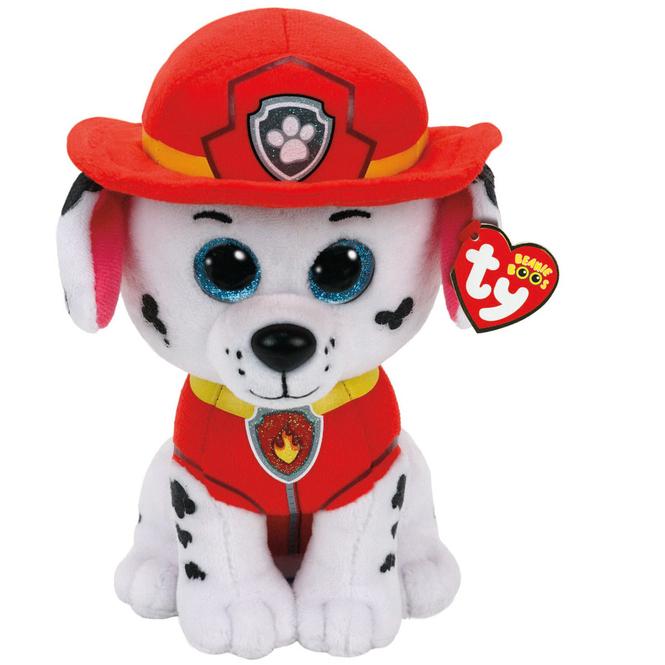 Paw Patrol - Beanie Boo - Plüschtier Marshall - ca. 24 cm