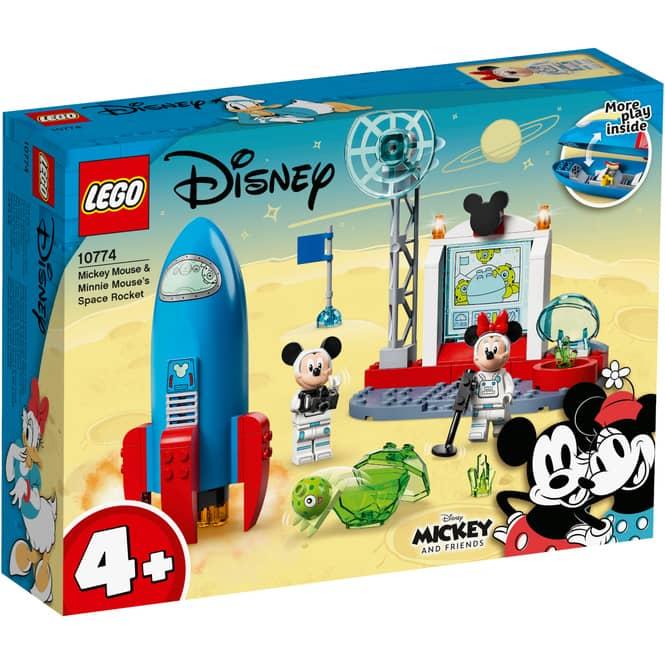 LEGO® Mickey & Friends 10774 - Mickys und Minnies Weltraumrakete