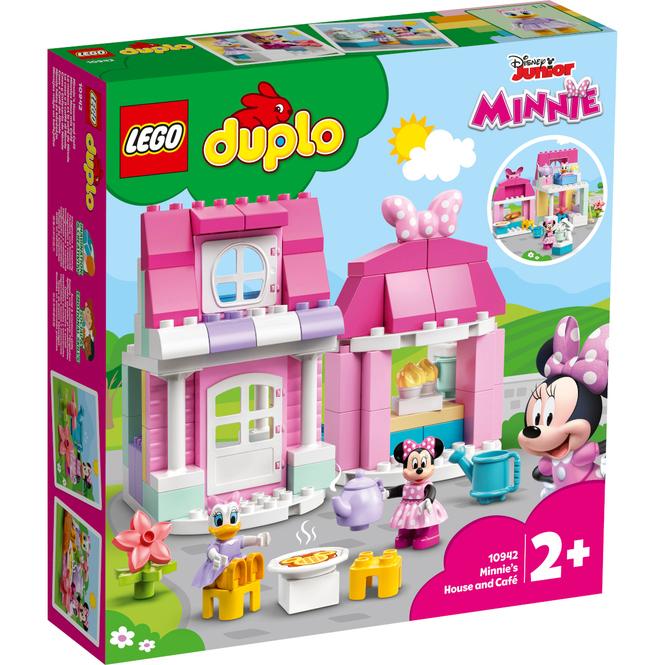LEGO® DUPLO® Disney™ 10942 - Minnies Haus mit Café