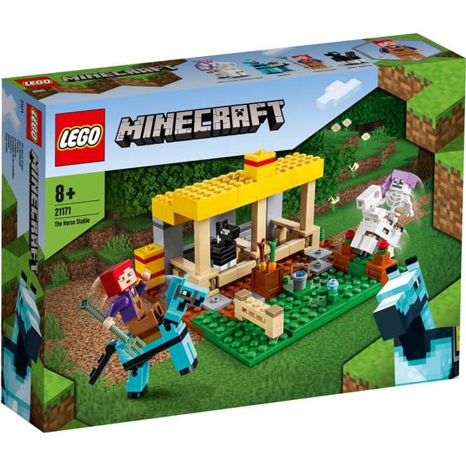 LEGO® Minecraft™ 21171 - Der Pferdestall