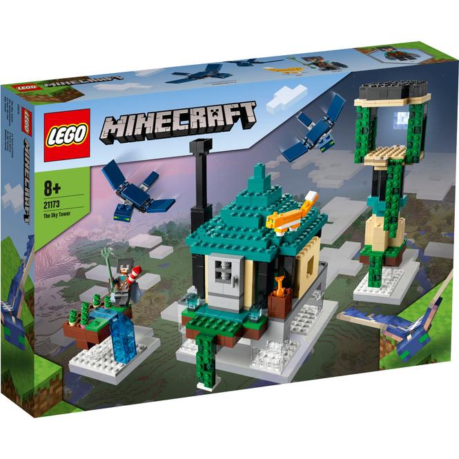 LEGO® Minecraft™ 21173 - Der Himmelsturm