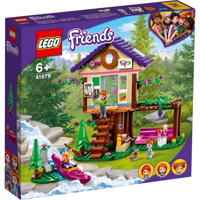 LEGO® Friends 41679 - Baumhaus im Wald