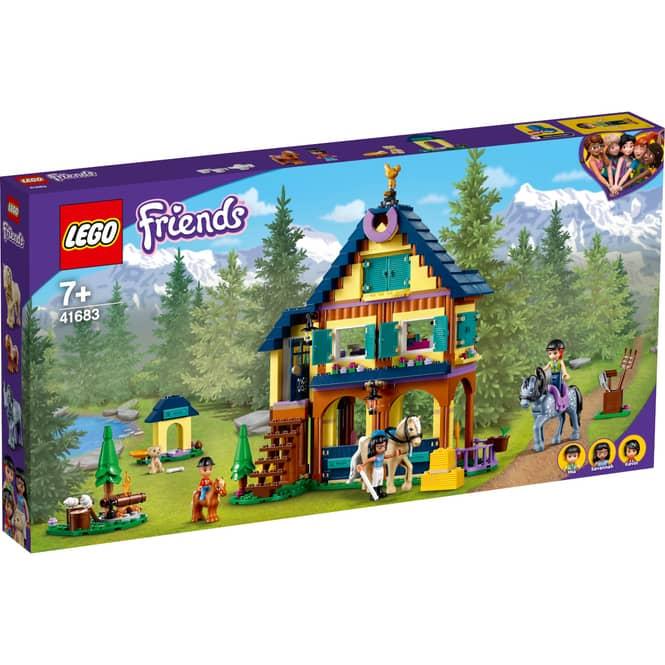 LEGO® Friends 41683 - Reiterhof im Wald