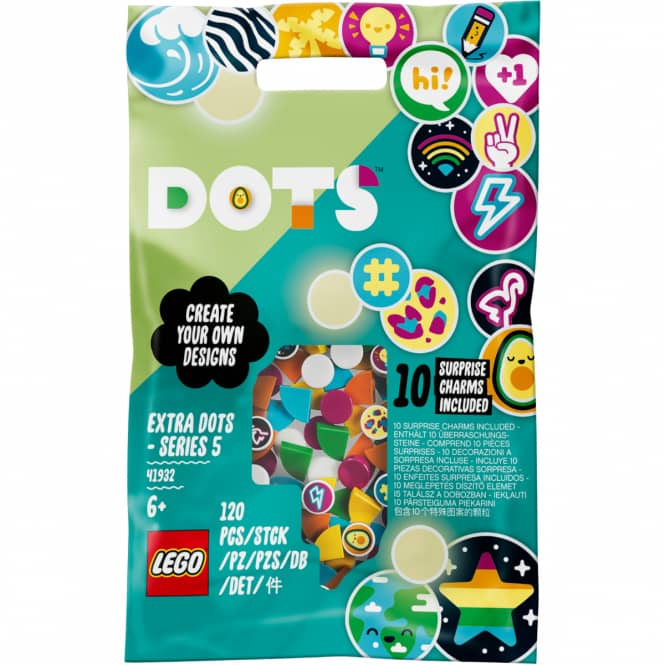 LEGO® DOTS 41932 - Ergänzungsset Urlaub