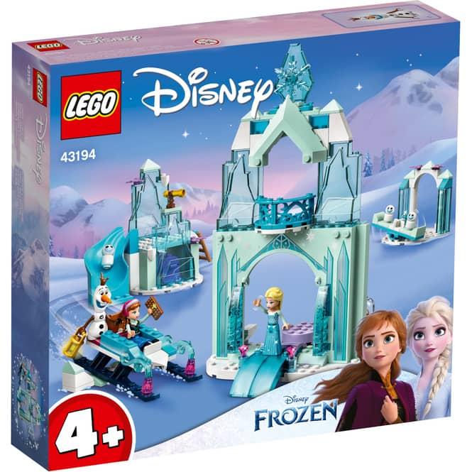 LEGO® Disney Frozen 43194 - Annas und Elsas Wintermärchen