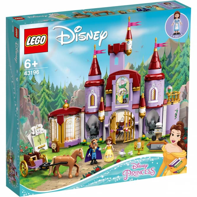 LEGO® Disney Princess™ 43196 - Belles Schloss