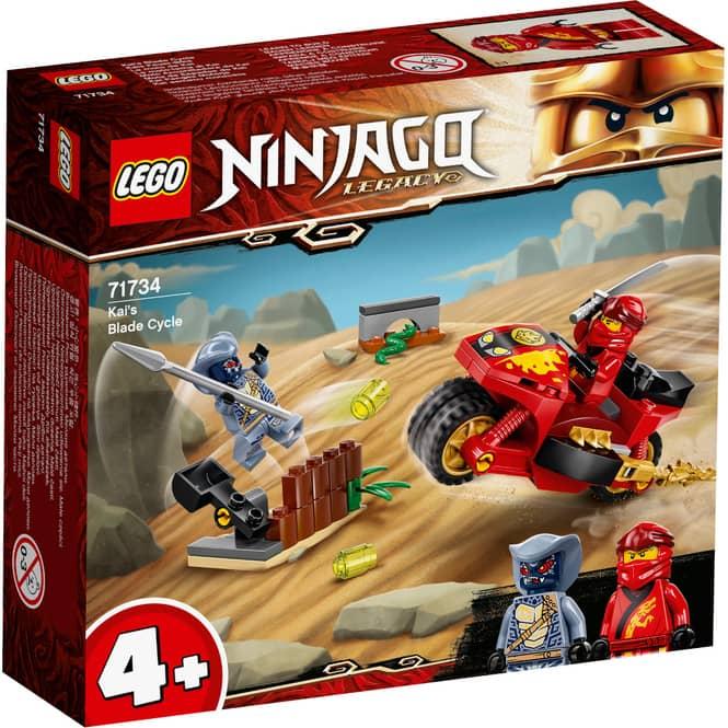 LEGO® NINJAGO® 71734 - Kais Feuer-Bike
