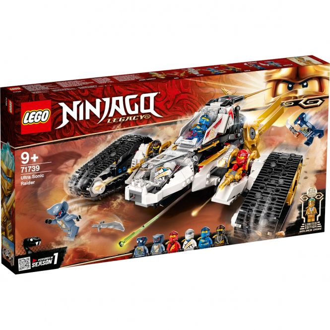 LEGO® NINJAGO® 71739 - Ultraschall-Raider