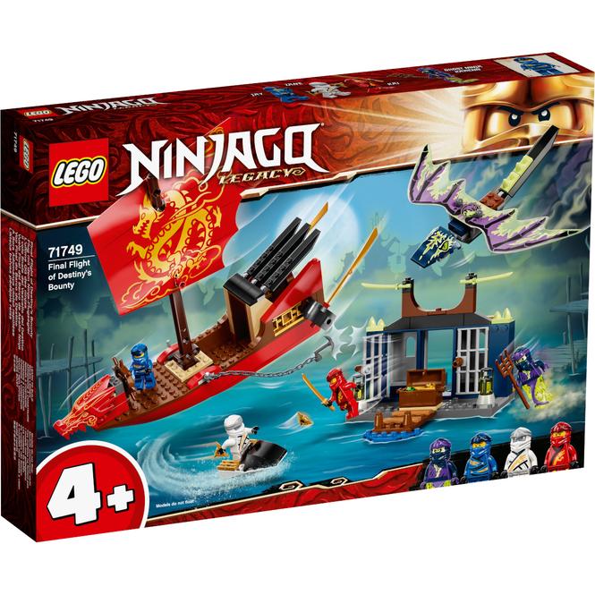 LEGO® NINJAGO®71749 - Flug mit dem Ninja-Flugsegler