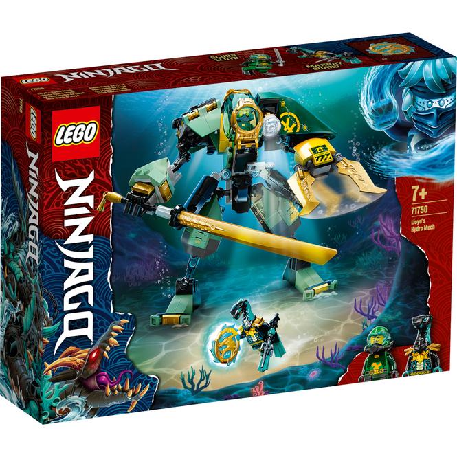 LEGO® NINJAGO®71750 - Lloyds Hydro-Mech