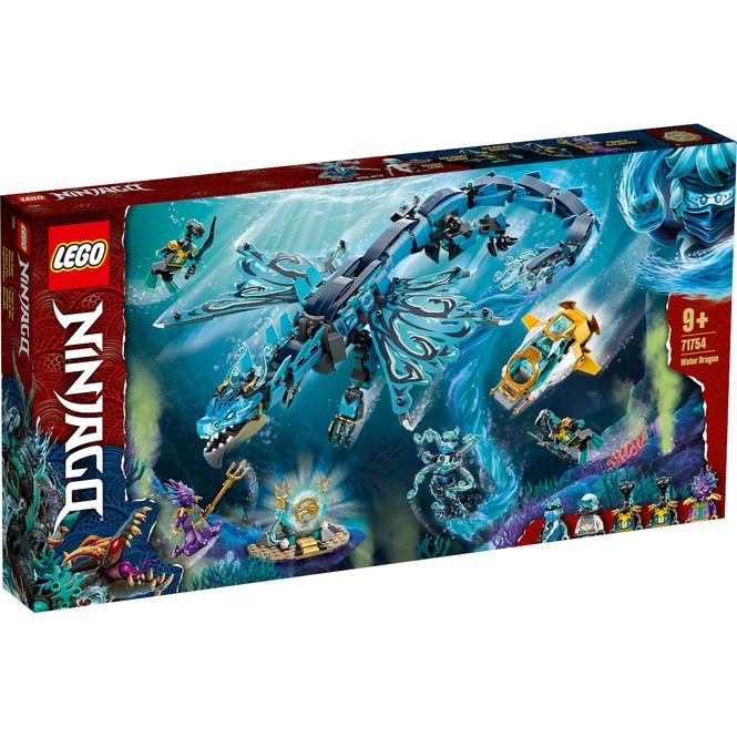 LEGO® NINJAGO®71754 - Wasserdrache