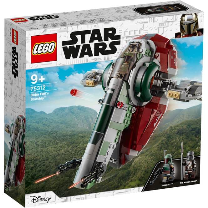 LEGO® Star Wars™ Mandalorian 75312 - Boba Fetts Starship™