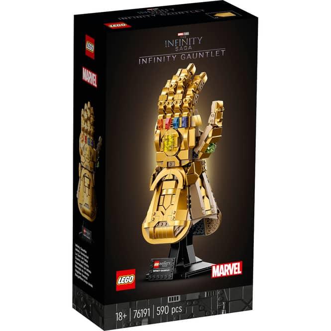 LEGO® Marvel 76191 - Infinity Handschuh