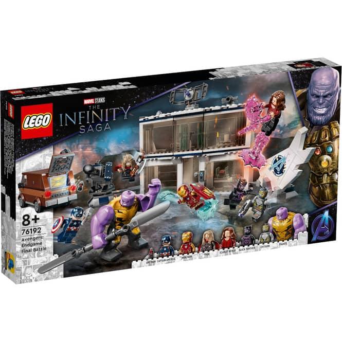 LEGO® Marvel 76192 - Avengers: Endgame - Letztes Duell