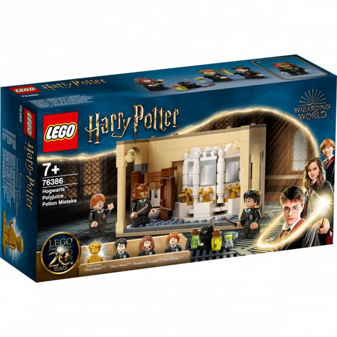 LEGO® Harry Potter™ 76386 - Hogwarts™: Misslungener Vielsaft-Trank