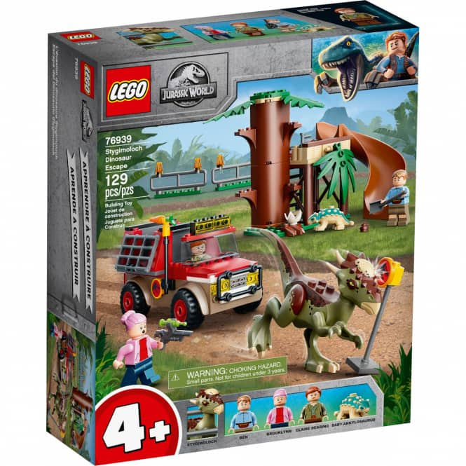 LEGO® Jurassic World™ 76939 - LEGO® Jurassic World™ Flucht des Stygimoloch