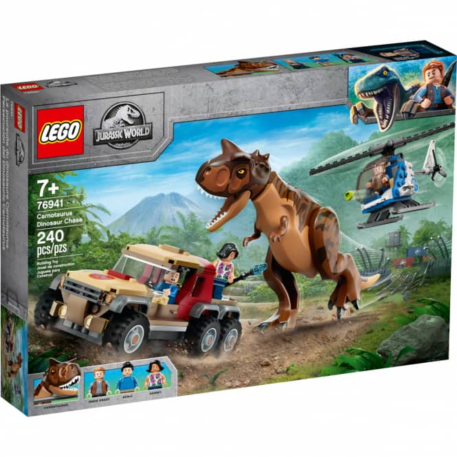 LEGO® Jurassic World™ 76941 - LEGO® Jurassic World™ Verfolgung des Carnotaurus