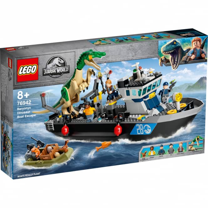 LEGO® Jurassic World™ 76942 - LEGO® Jurassic World™ Flucht des Baryonyx