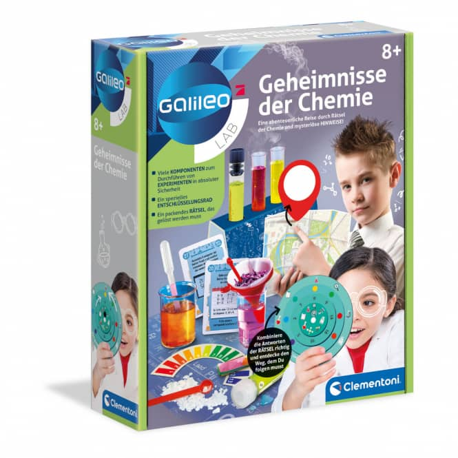 Galileo LAB - Geheimnisse der Chemie