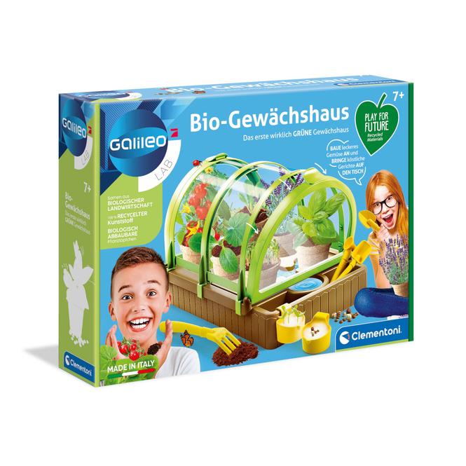 Galileo LAB - Bio-Gewächshaus - Play For Future