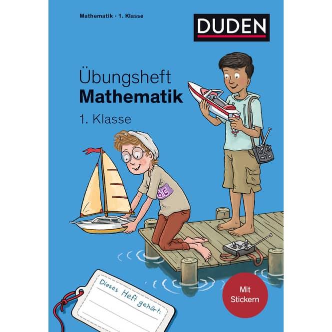 DUDEN - Übungsheft - Mathematik 1. Klasse