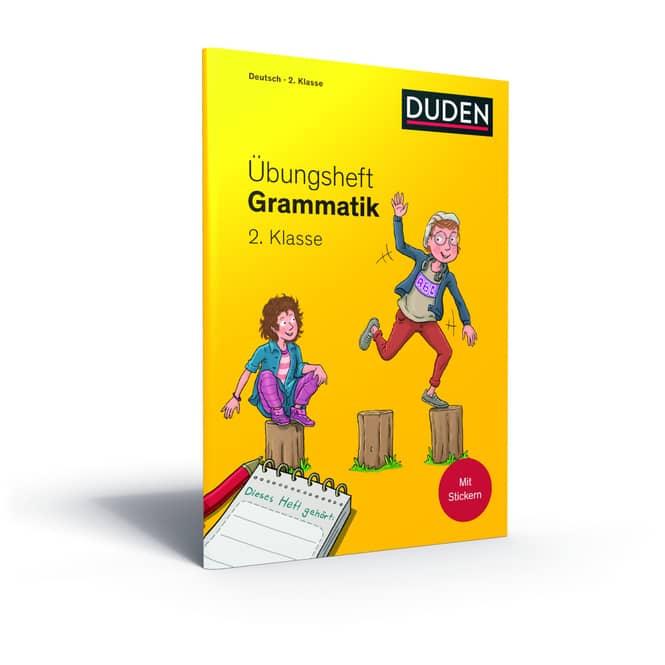 DUDEN - Übungsheft - Grammatik 2. Klasse