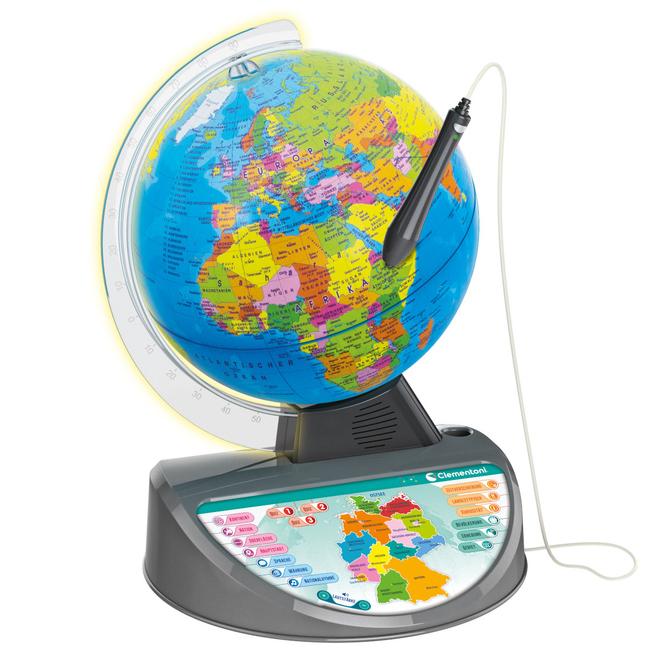 Galileo Science - Interaktiver Leucht-Globus