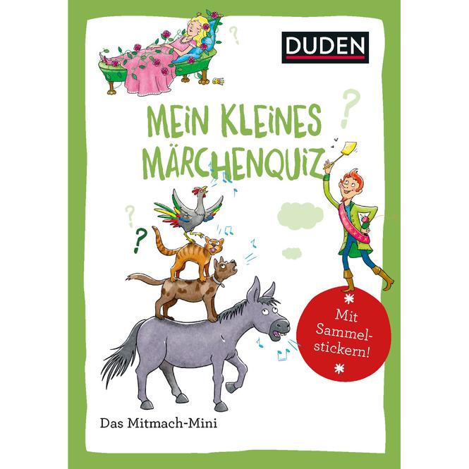 DUDEN - Mein Kleines Märchenquiz