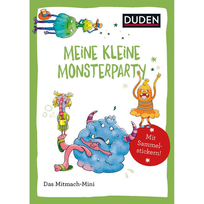 DUDEN - Meine Kleine Monsterparty