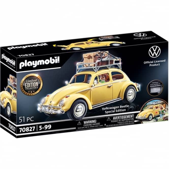 Playmobil® Volkswagen 70827 - Volkswagen Käfer - Special Edition