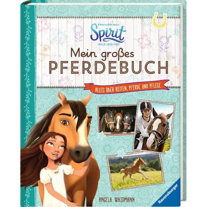 Spirit - Wild und Frei - Mein großes Pferdebuch