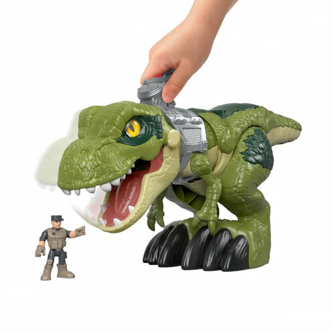 Jurassic World - Dinosaurier Hungriger T-Rex