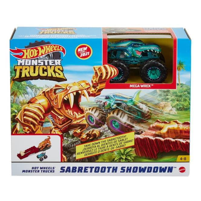 Hot Wheels - Monster Trucks Spielset - 1 Stück