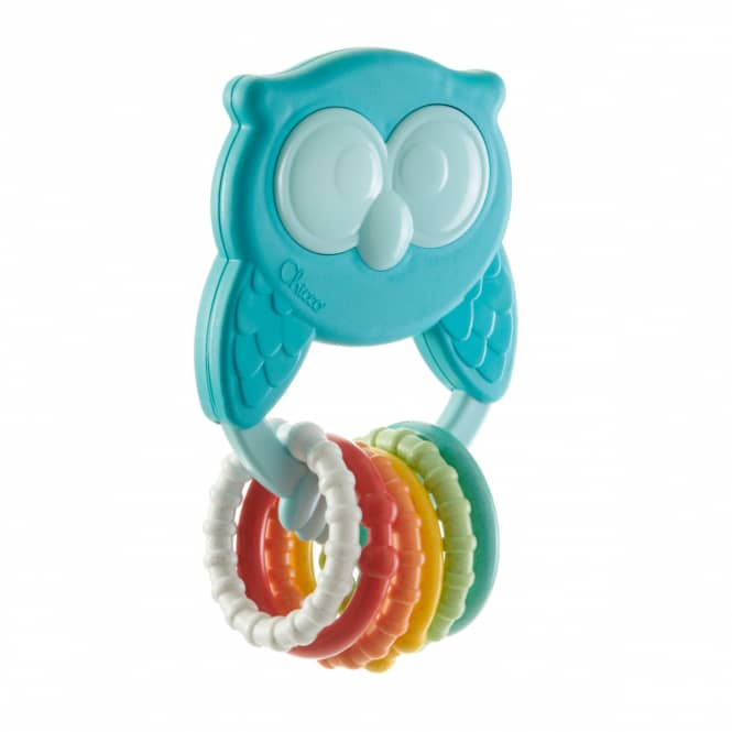 Chicco - Rassel Owly - ECO+