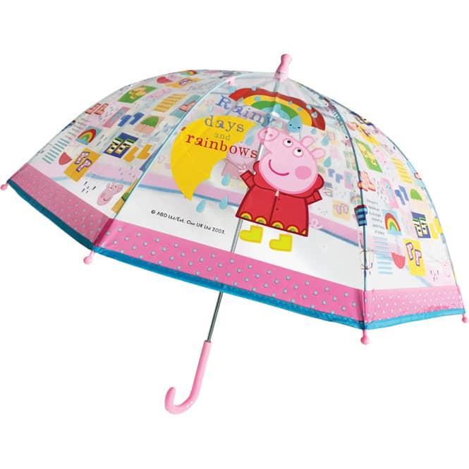Peppa Pig - Regenschirm - ca. 45 cm