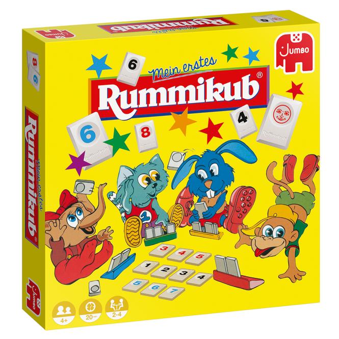 Original Rummikub - Mein erstes Rummikub