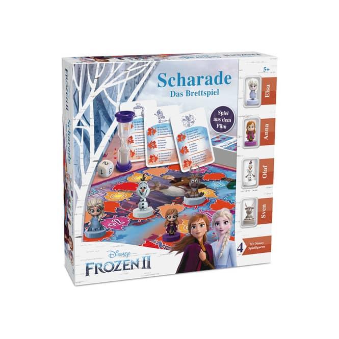 Die Eiskönigin 2 - Scharade - Das Brettspiel