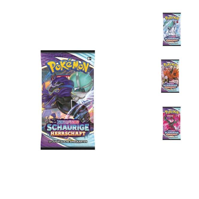 Pokémon - SWSH06 - Booster-Pack - 1 Stück