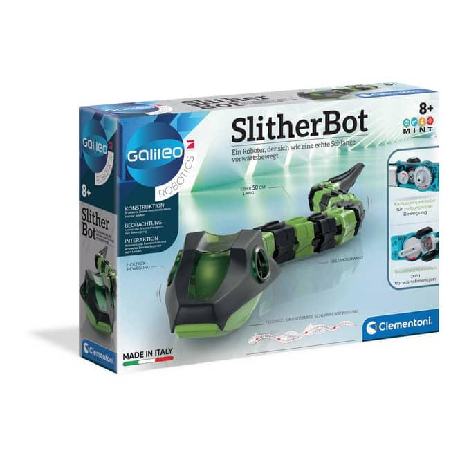 Galileo - SlitherBot