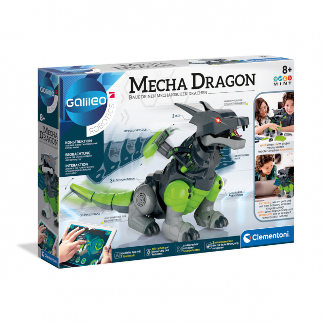 Galileo - Mecha Dragon