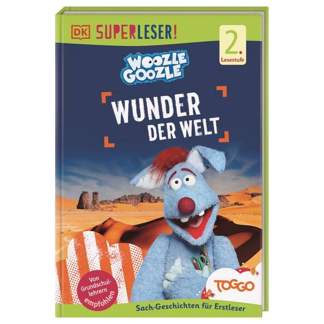 SUPERLESER! Woozle Goozle - Wunder der Welt - 2. Lesestufe