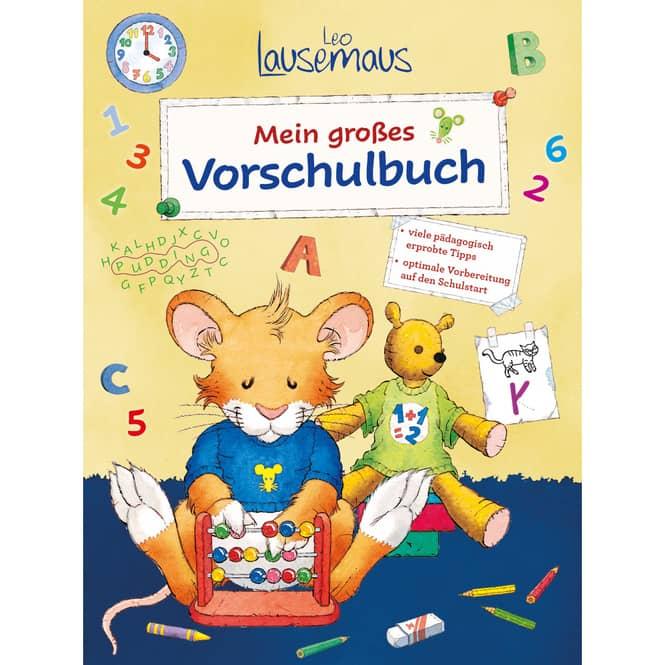 Leo Lausemaus - Mein großes Vorschulbuch