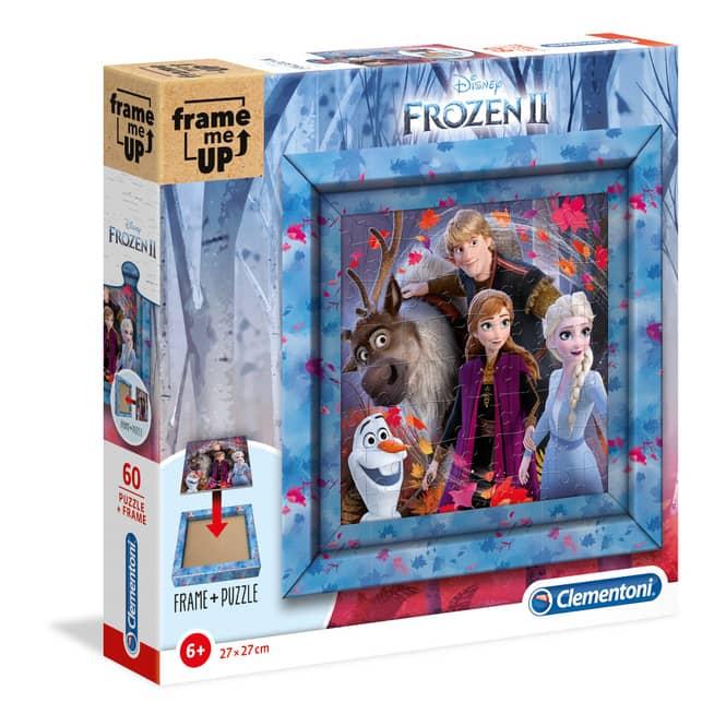 Puzzle - Die Eiskönigin 2 - Frame me up