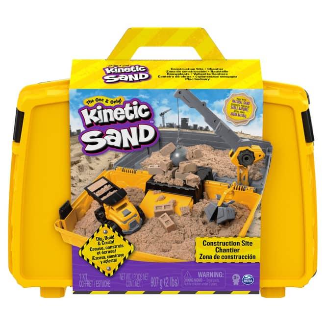 Kinetic Sand - Construction Box