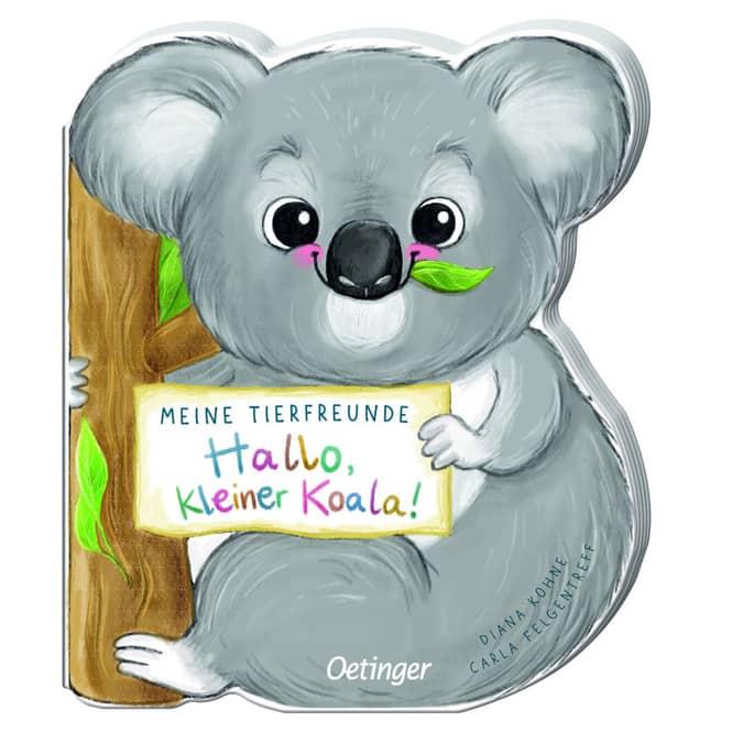 Meine Tierfreunde - Hallo, kleiner Koala!