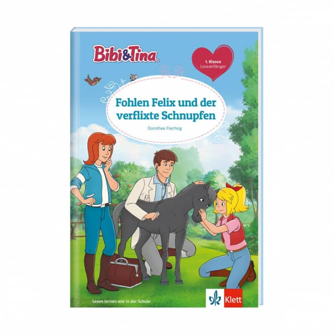 Bibi & Tina- Fohlen Felix und der verflixte Schnupfen