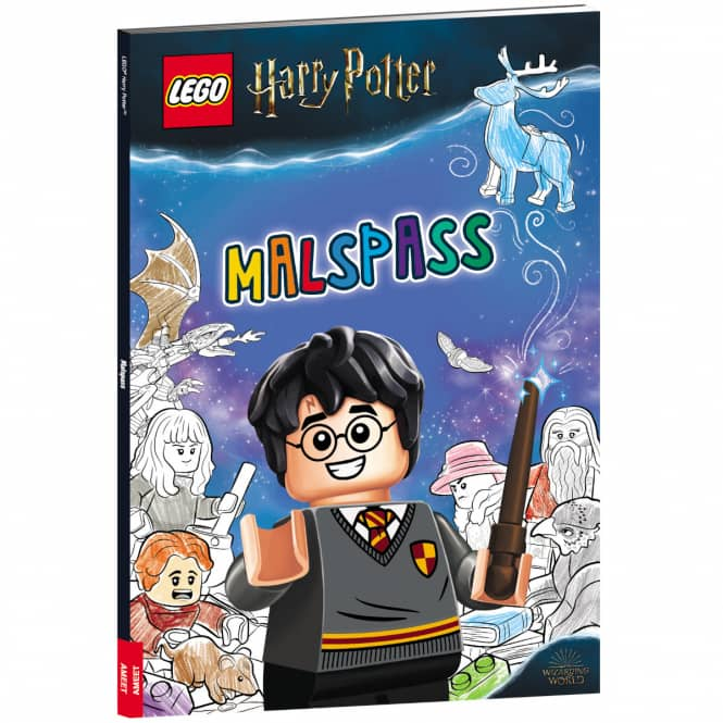 LEGO® Harry Potter™- Zauberhafter Malspaß