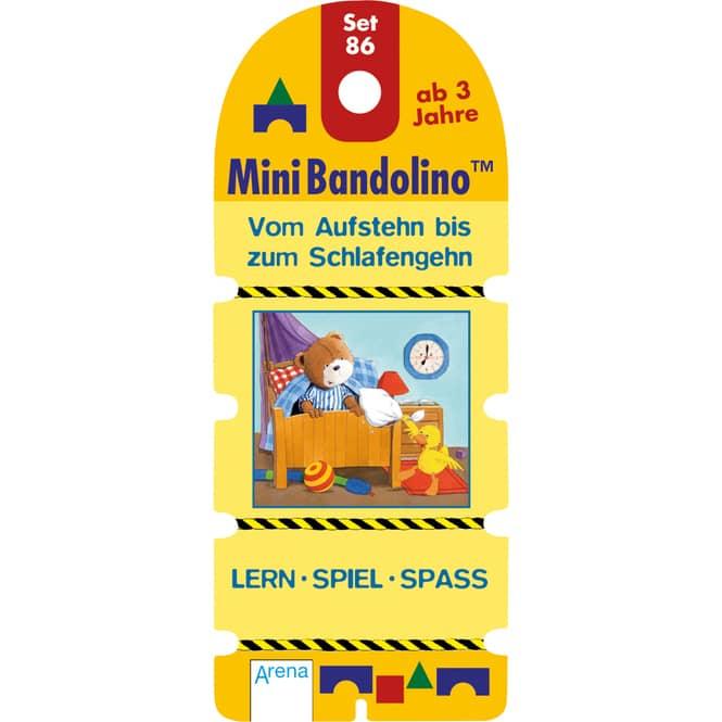 Mini Bandolino - Set 86 - Vom Aufstehn bis zum Schlafengehn
